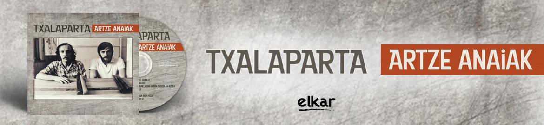Artze  anaiak  Txalaparta